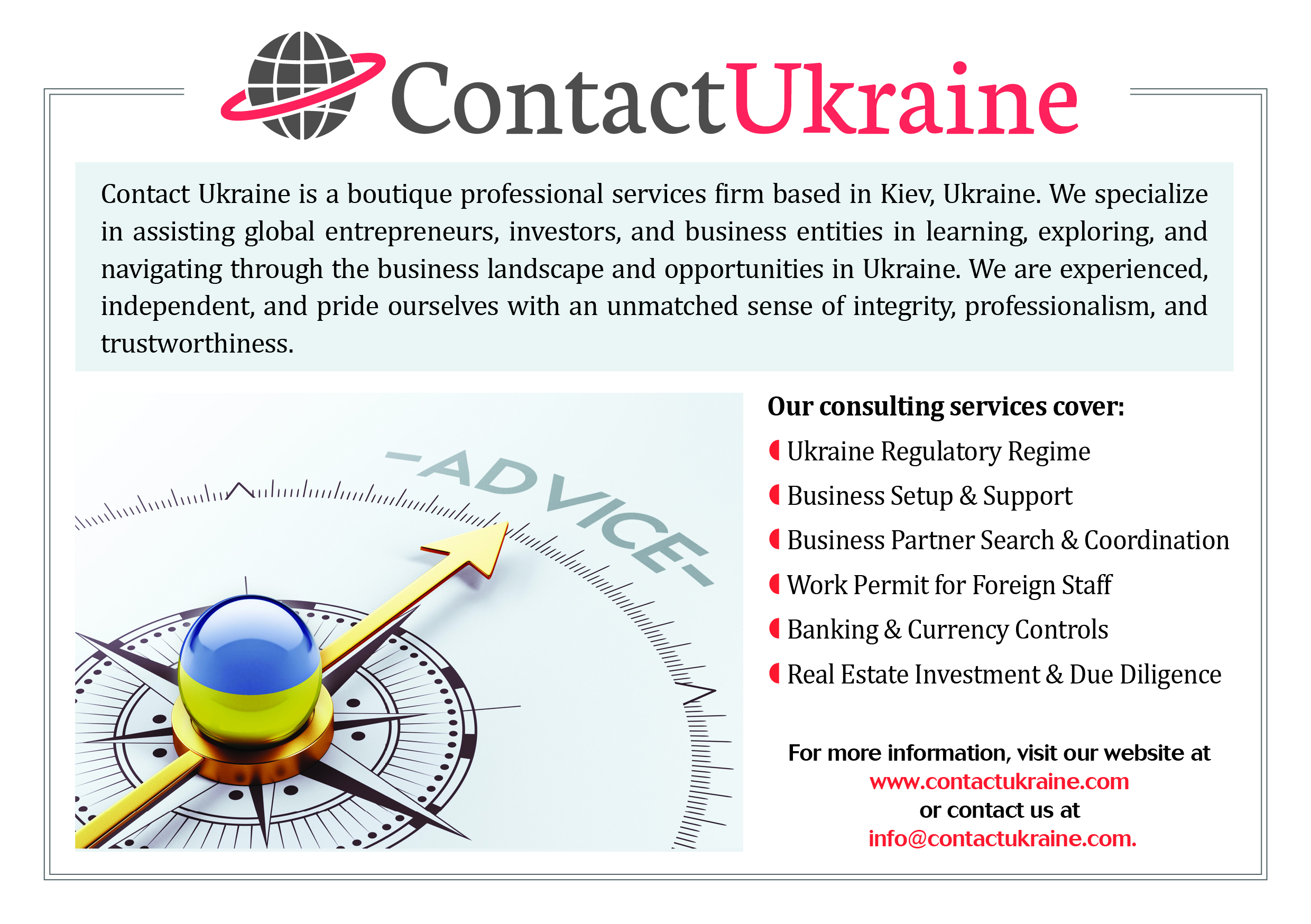 Information agencies of Ukraine: a selection of sites