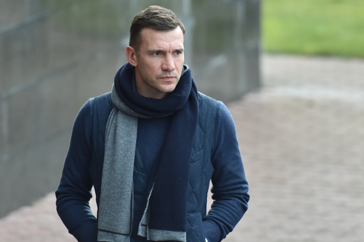 6 Questions for Andriy Shevchenko