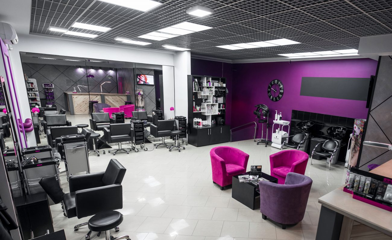 Beauty salons in Kiev and the region: a selection of sites